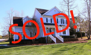 Sold in Clayton by Ryan Boone :: Glen Laurel House For Sale in Clayton