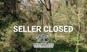 I am pleased to share that our sellers have successfully closed on their offering of 2+ acres of land on Blue Ridge Road in Raleigh.