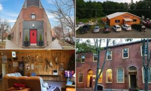 via Realtor.com: Former Bars Turned Into Houses