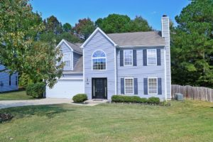 Holly Springs Home for Sale - Ryan Boone Real Estate with Hudson Residential