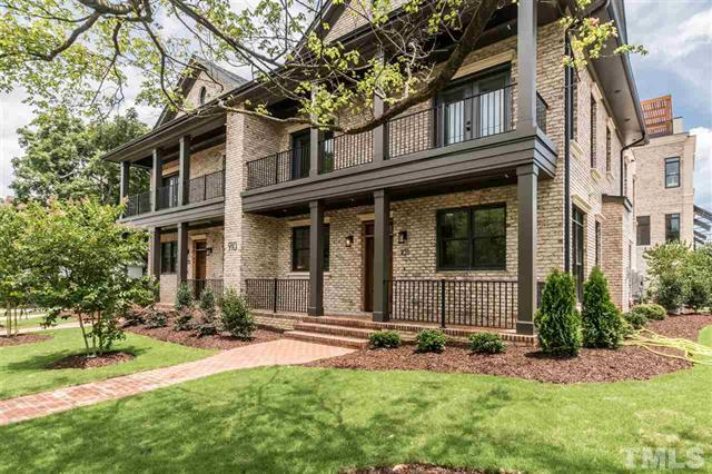 Ryan Boone Real Estate at Hudson Residential - 910 Oberlin Road Raleigh