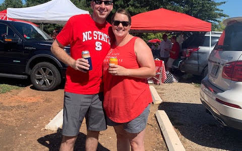 NC State Football Ticket Winner