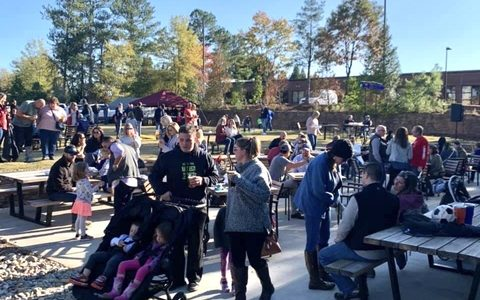 Charity Pig Pick'n at the Lonerider Hideout on Saturday, November 9, 2019