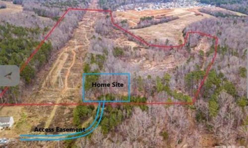Ryan Boone Real Estate at Hudson Residential 776 Fulworth Avenue Wake Forest - map