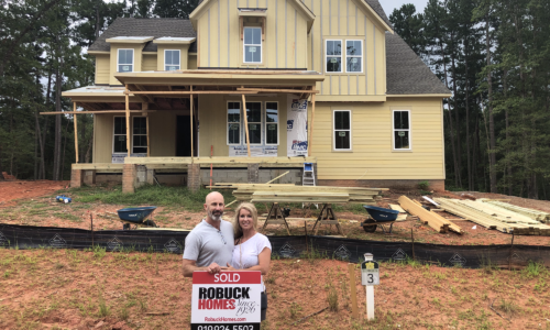 Ryan Boone Real Estate at Hudson Residential New Construction Buyers in Wake Forest The Spauldings