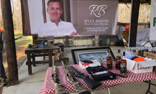 Ryan Boone Real Estate at Hudson Residential Sponsors Raleigh Ducks Unlimited Fall Fundraiser Event 2020-12 - 02