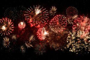 Firework Displays in Raleigh NC